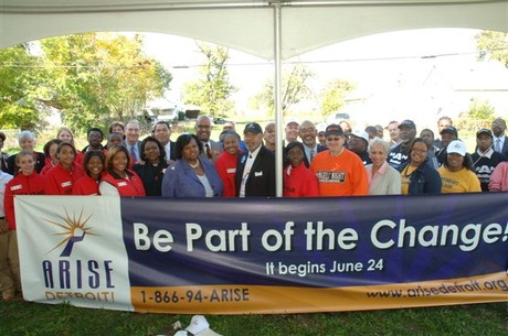 Photo Courtesy of Arise Detroit
