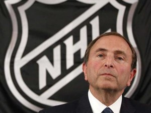 NHL Commissioner Gary Bettman (Photo Credit | Mary Altaffer, AP)