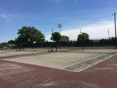 Here's what the courts looked like in2015.Pat Batcheller