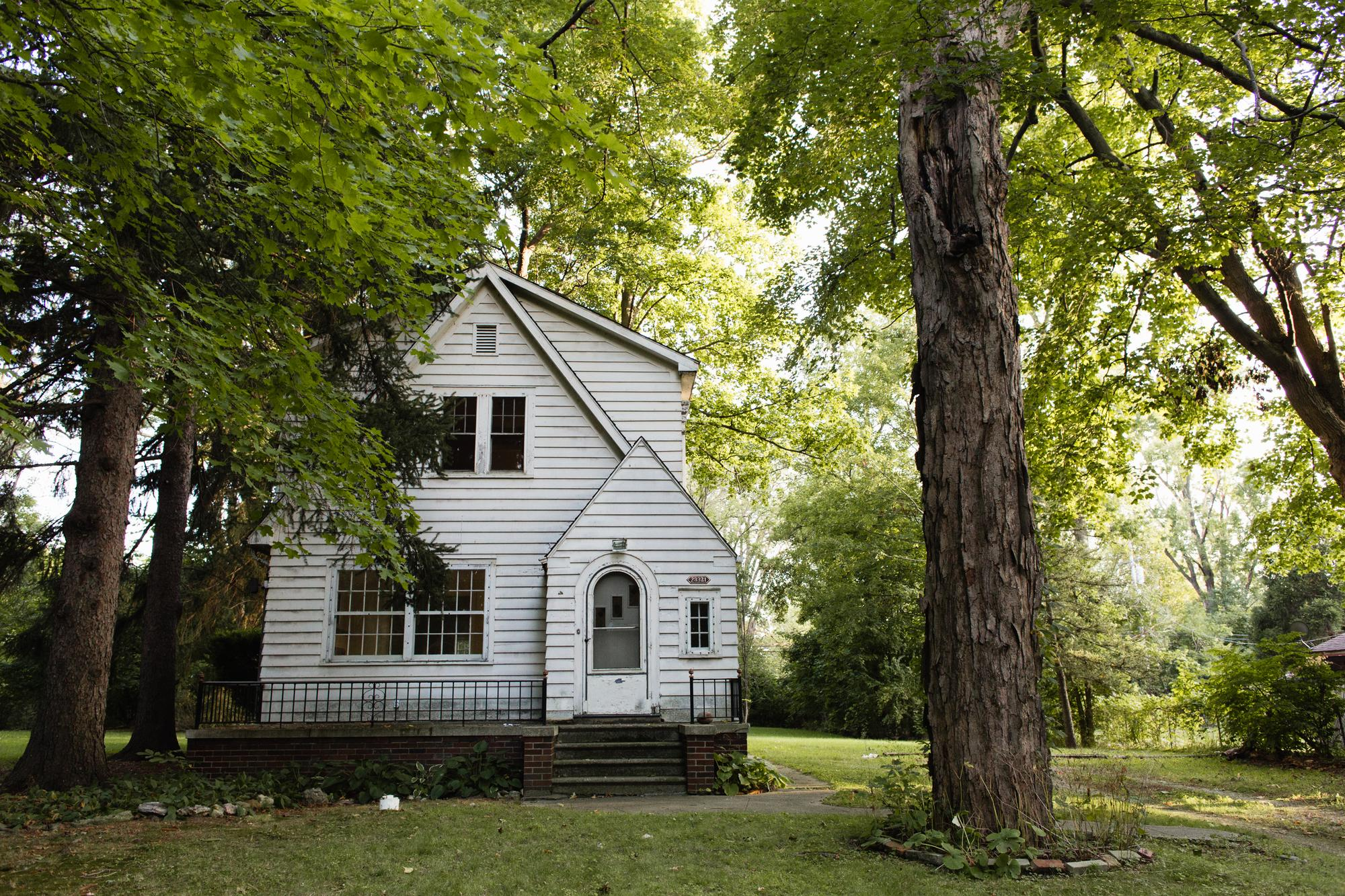 Brightmoor munity es To her to Protect Historic Farmhouse from Arson