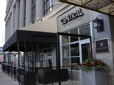 Central Kitchen + Bar, founded by Dennis Archer Jr. and partners Christopher Brochert and Ken Karam, opened downtown in August 2015. Kaitlin Nicole Fazio