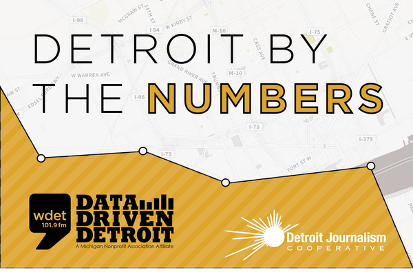 Detroit by the Numbers