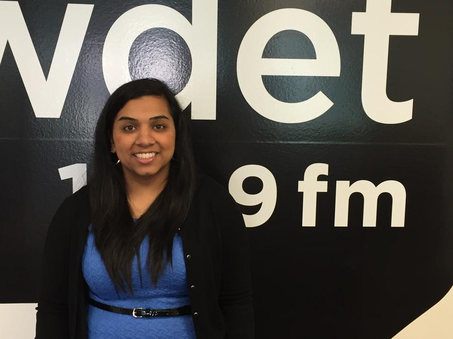 Surabhi Pandit, Community Foundation for Southeast MichiganPat Batcheller