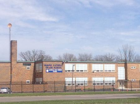 Shrine Elementary School in Royal OakElizabeth Garrett