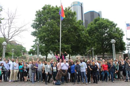'Historical' run of LGBT Pride Month at an end?