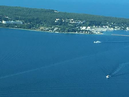 Straits of MackinacSandra Svoboda/WDET