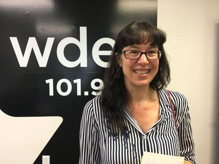 Anne Duggan, chair of classical and modern languages, literatures and cultures at Wayne State University.Sandra Svoboda/WDET