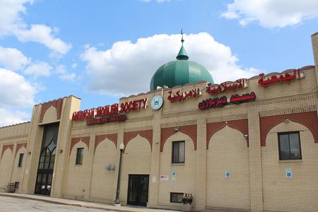 The Dearborn Mosque in Dearborn's South End neighborhood was built by Lebanese Muslims. Najah Bazzy's grandparents were part of this first congregation.Sandra Svoboda/WDET