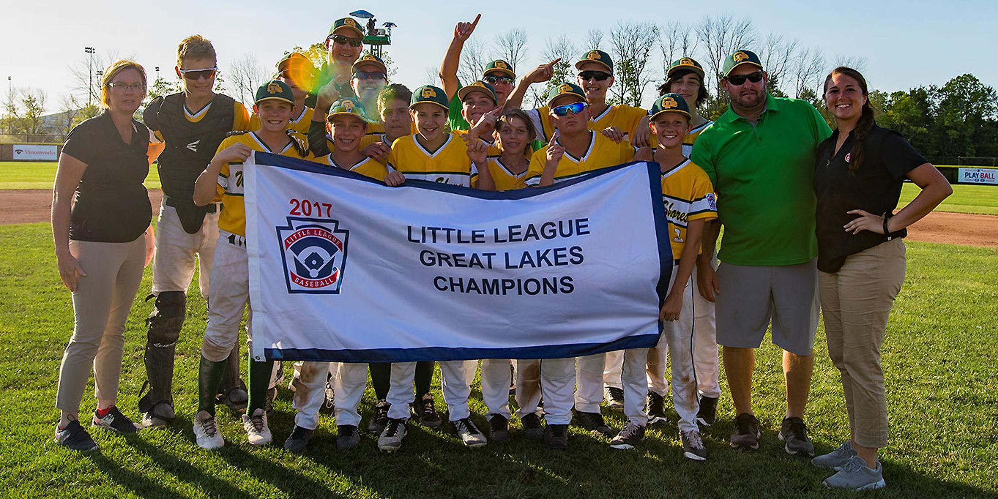 Grosse Pointe Woods-Shores falls in Little League World Series opener