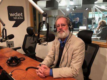 Jim Nash, Oakland County Water Resources CommissionerJake Neher/WDET