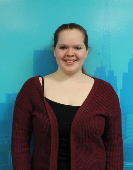 Former Marygrove student, Emily Hill.WDET/Laura Herberg