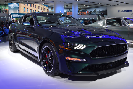 Ford will continue to sell the MustangJake Neher/WDET