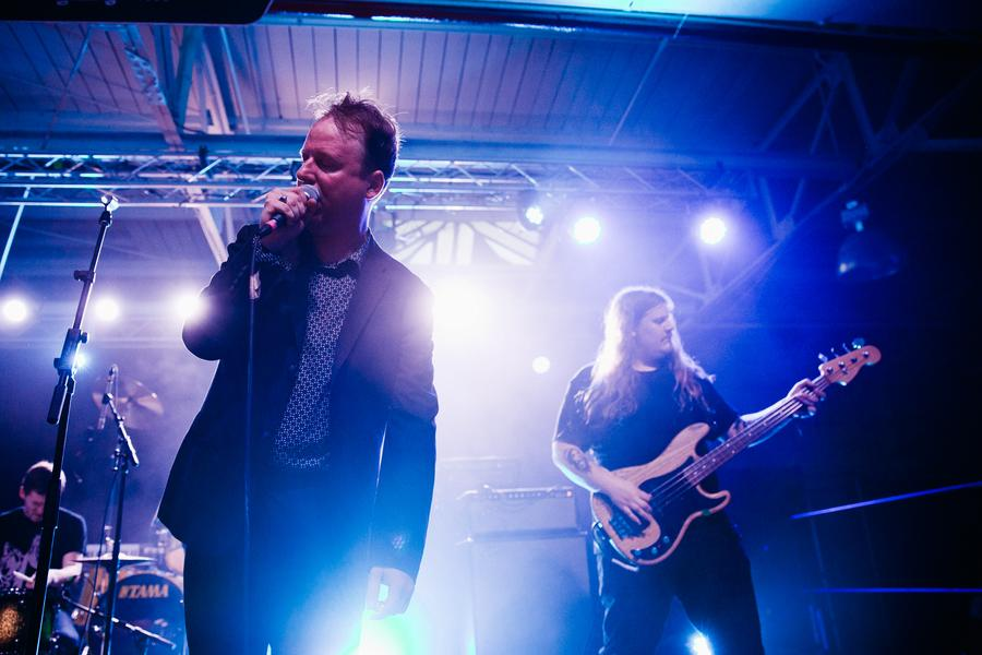 Detroit's Protomartyr (pictured above) are one of the many local acts featured on music journalist Jeff Milo's best of local music playlist for 2018.Daniel Topete