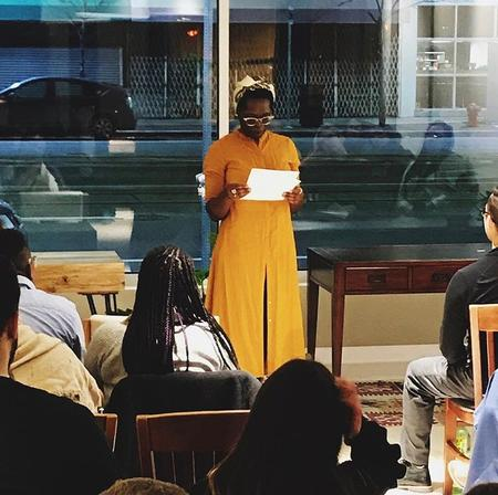 Taking It to the Next Level: Detroit Writer Angela Abiodun on Pursuing Her Craft with a Little Help