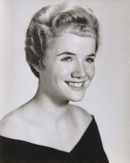 "A yearbook photo from 1959 shows Patricia Lay-Dorsey at 17-years-old decades before the ""Grandma Techno"" nickname. Her first musical love was jazz. It was around this age when she would see performances from Thelonious Monk and other jazz icons at clubs in and around Washington D.C., where she grew up before moving to Michigan. She currently resides in Grosse Pointe Farms.Courtesy of Patricia Lay-Dorsey"