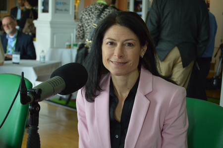 Michigan Attorney General Dana Nessel at the 2019 Mackinac Policy Conference in May.Jake Neher/WDET
