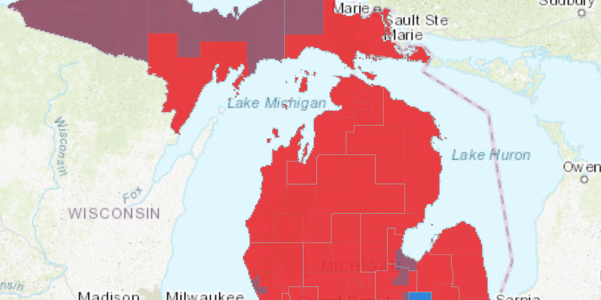 Who Should Draw Michigan\'s Political Maps? Voters May Decide [PHOTOS ...