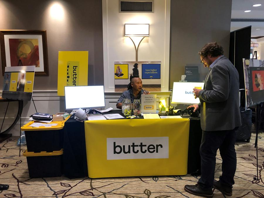 Many cannabis brands in Michigan made an appearance at the Benzinga Cannabis Capital Conference.Eli Newman / WDET