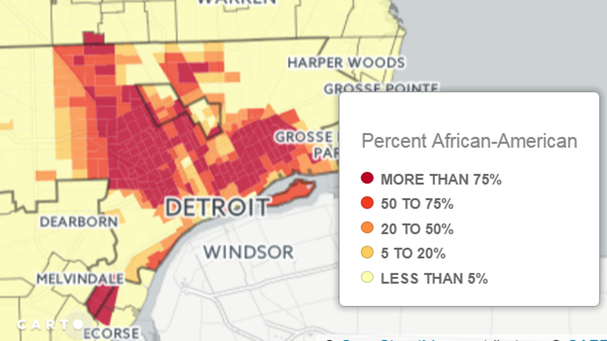 The Intersection: Housing Conditions and Segregation [MAPS ... on memphis map, united states map, duluth map, chicago map, toronto map, henry ford hospital map, royal oak map, great lakes map, cincinnati map, compton map, michigan map, las vegas map, pittsburgh map, atlanta map, quebec map, baltimore map, highland park map, usa map, st louis on map, new york map,