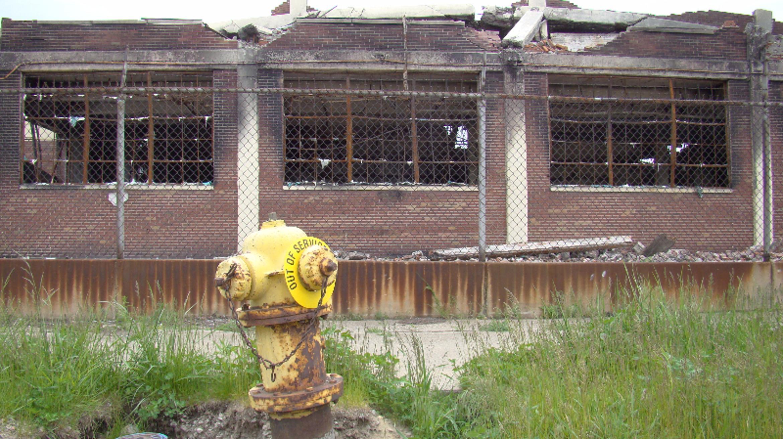 Working Sprinkler System Could Have Saved Huge Building In