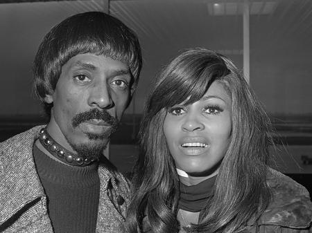 Ike and Tina Turner (1971)Nationaal Archief