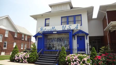 Motown's Hitsville in 2012.Flickr user nvivo.es, 5gig / Creative Commons
