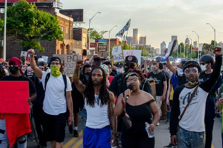 Organizers declared Wednesday night peaceful protests a success.Russ McNamara