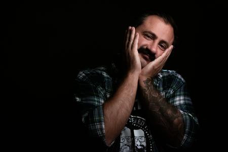 Comedian Alex Bozinovic has performing stand-up since 2014.Courtesy of Alex Bozinovic