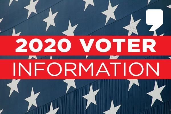 2020 Voter Information Center