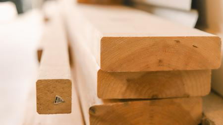 The cost of lumber has tripled over the last three months.Marissa Daeger/Unsplash