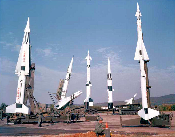 CuriosiD When Detroit Was Armed With Nuclear Missiles WDET - Map Of Us Decommisioned Army Bases