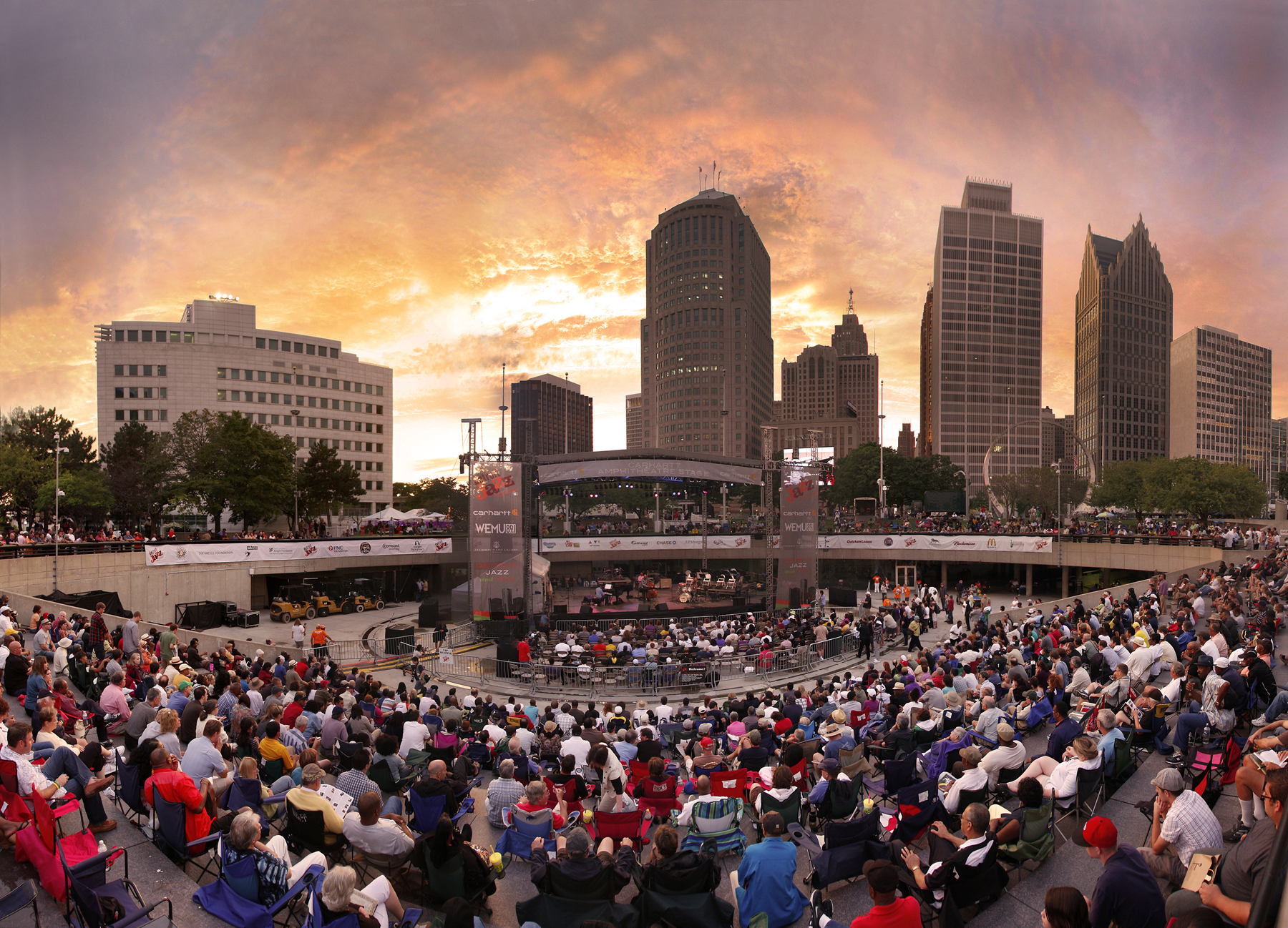 Get Pumped for Detroit Jazz Fest's 40th Anniversary With This Playlist