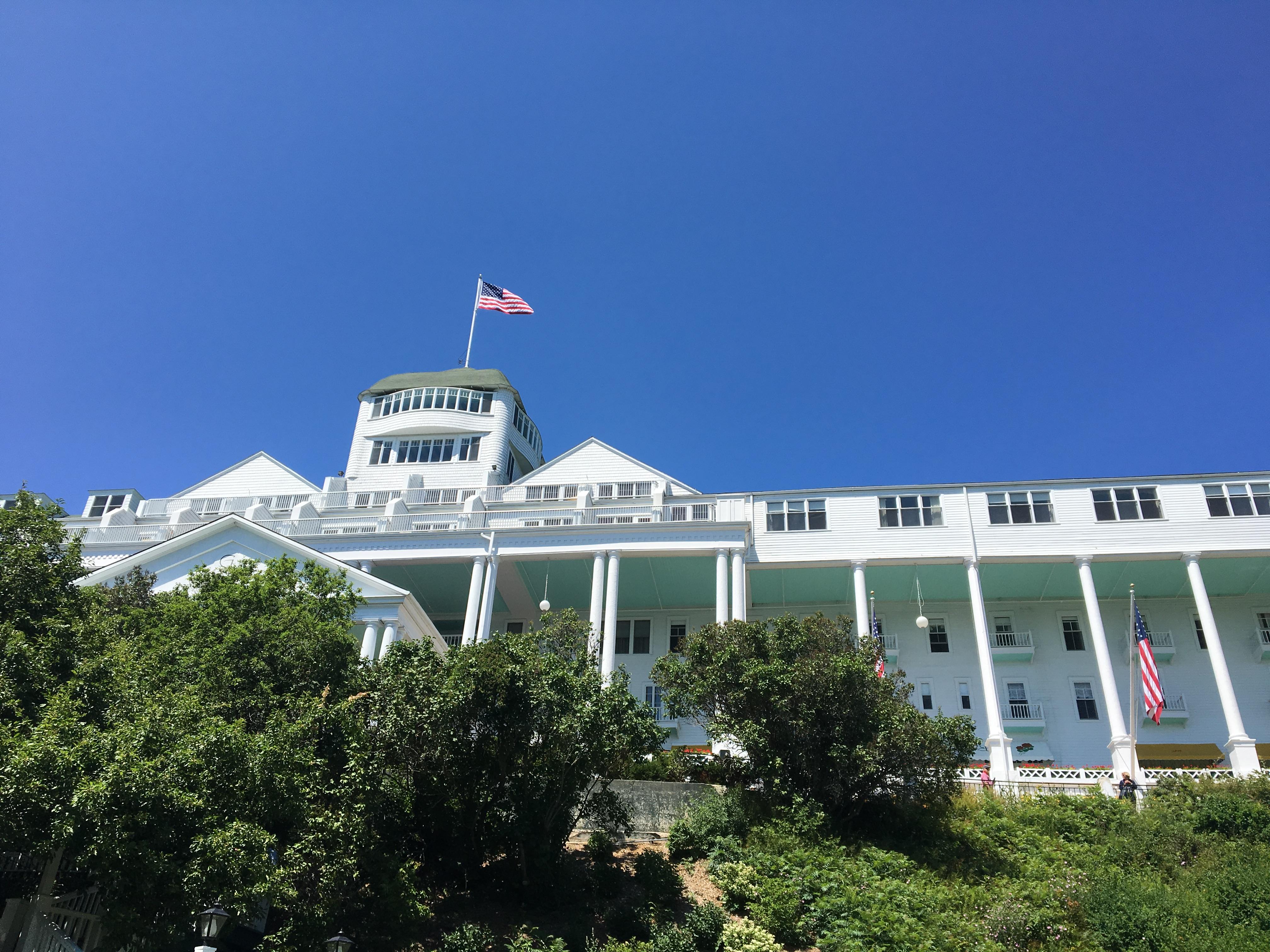 Mackinac Island Events June