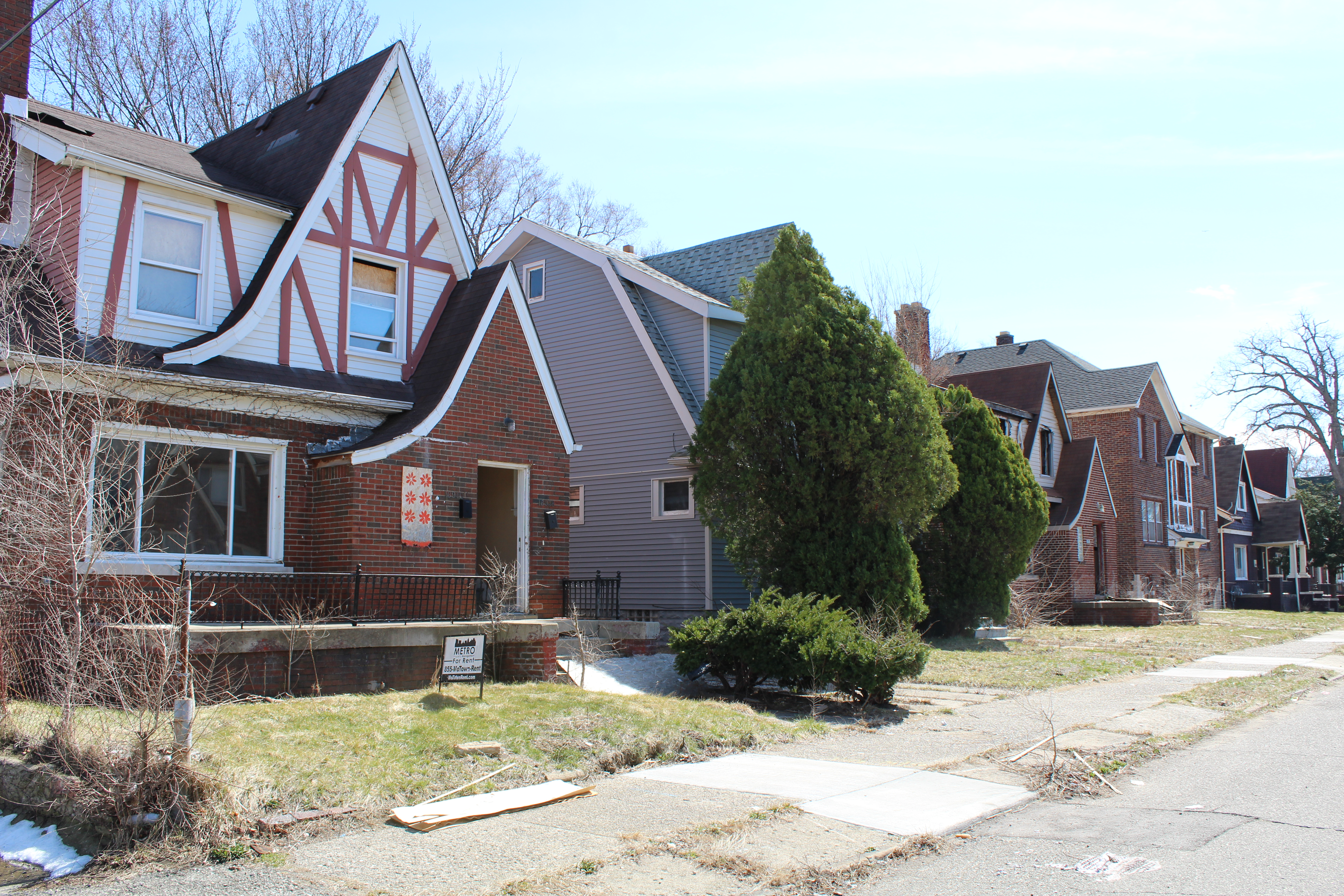 Wayne County Profited $107,000 By Repossessing Homes Over a $144 Tax Debt. Is This Legal?