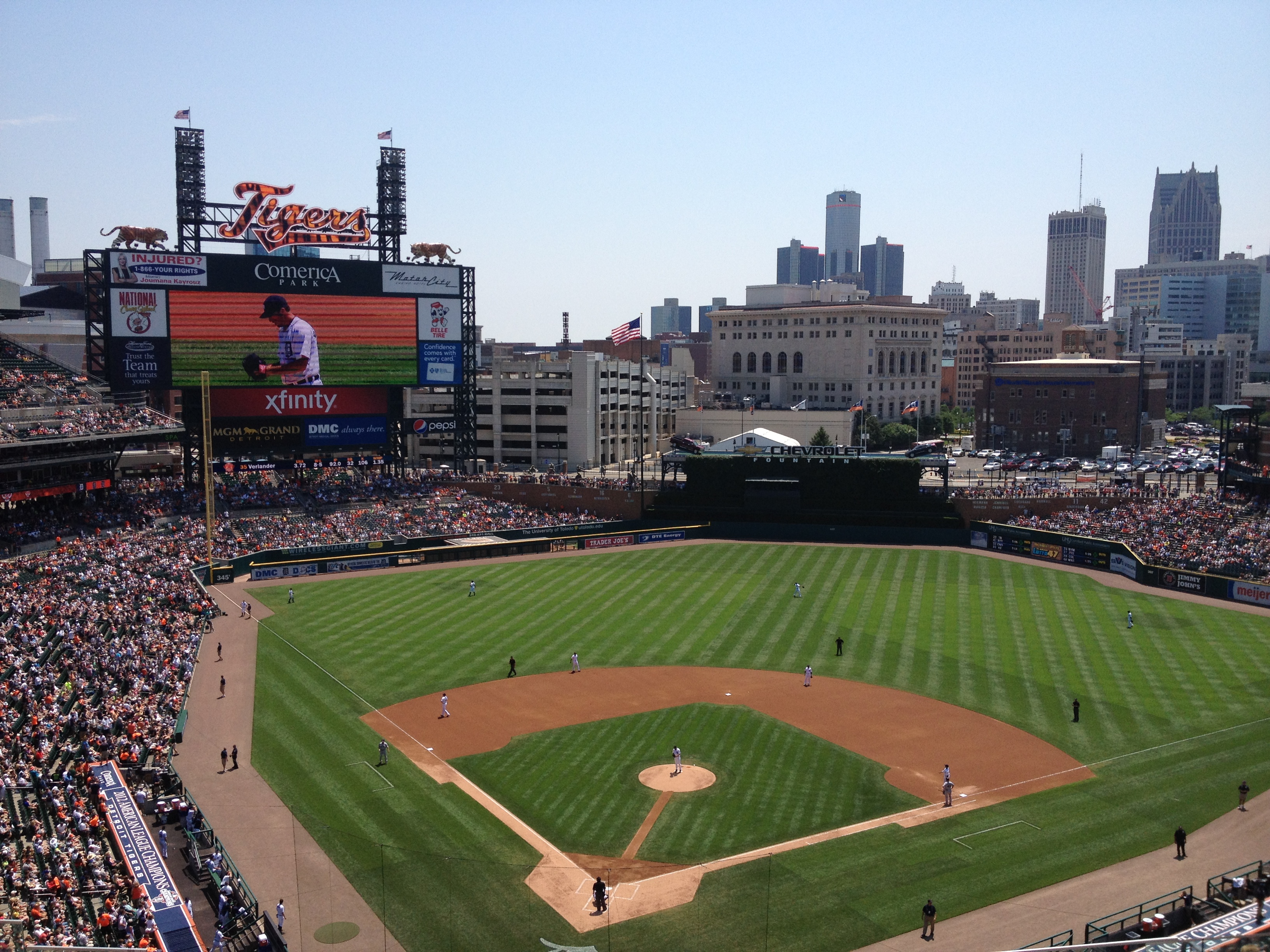 f5e60b01186c8a Spring Training Starts Soon for Rebuilding Tigers   WDET