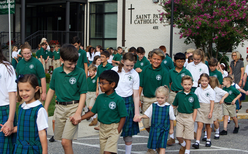 an overview of the catholic school versus public school Public vs private schools in many cases, comparing public schools to private schools is like comparing apples to oranges, yet the acceptance rates for both at top colleges is almost identical.