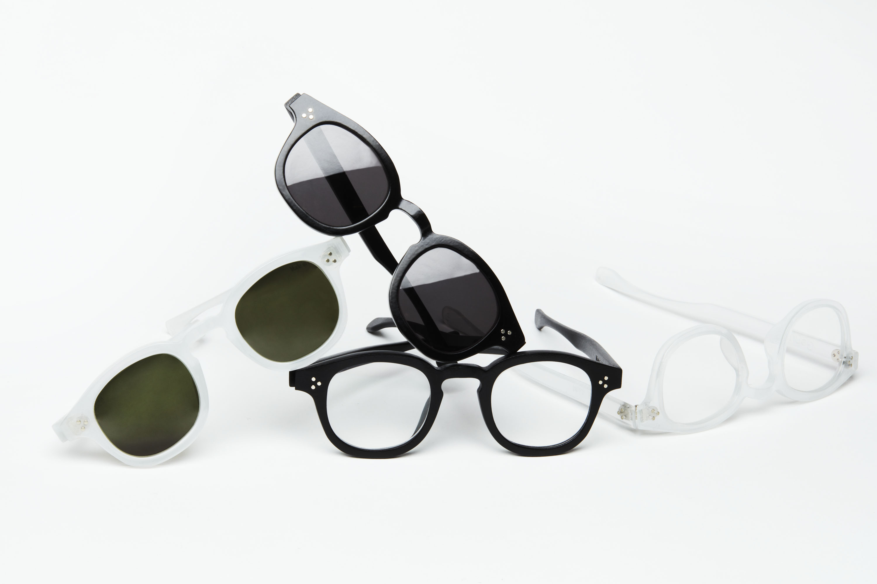 New company to make glasses out of flint 39 s used water for Glasses made out of bottles