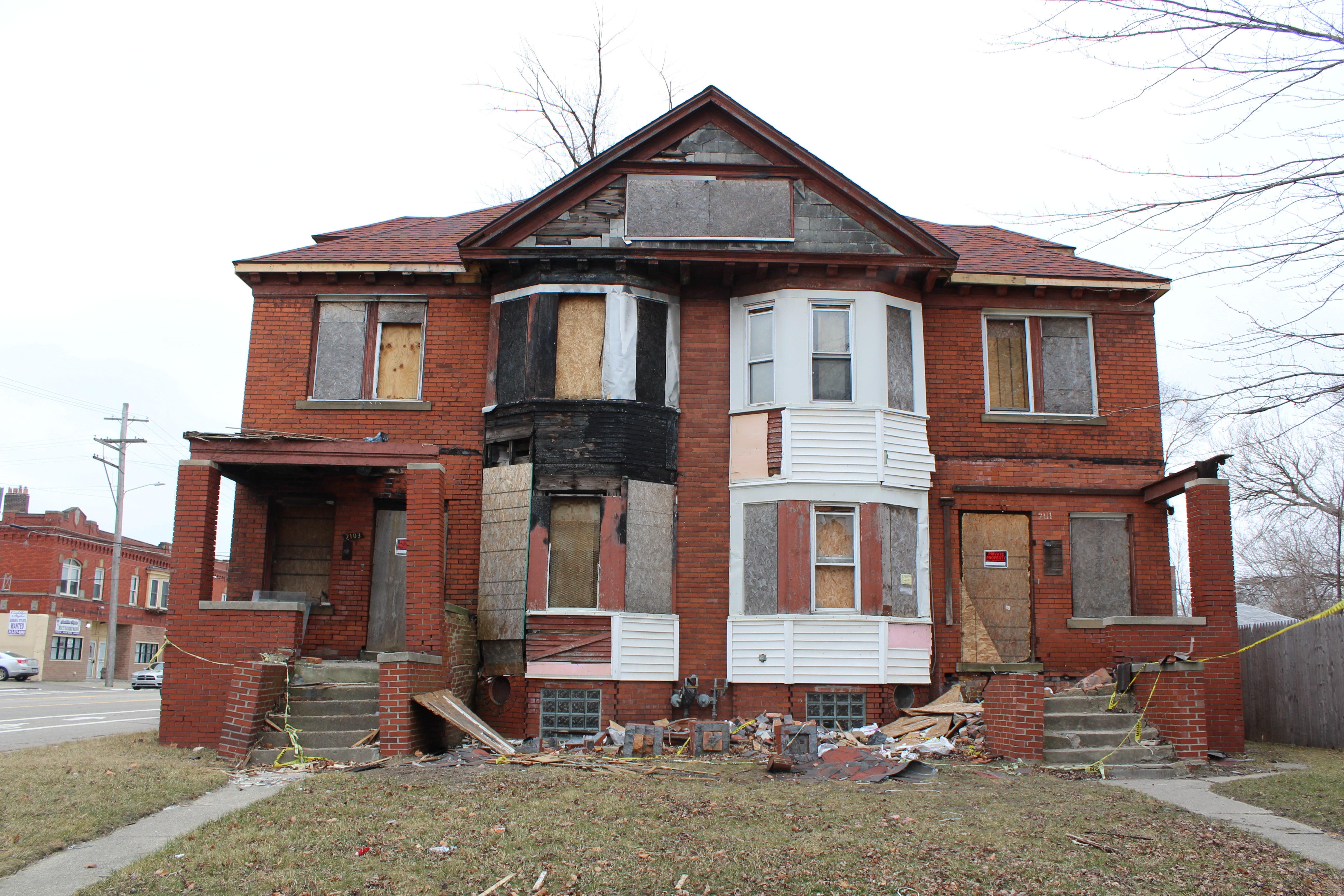 Doubt Looms Large Over Detroit Demolitions, as City Council Weighs Blight Bond Proposal - WDET