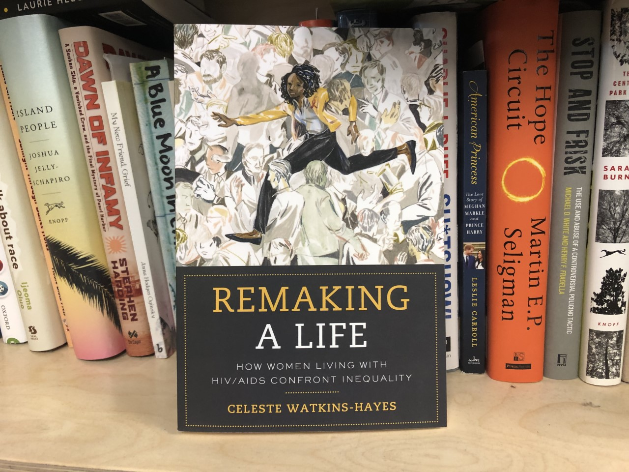 Remaking a Life.'