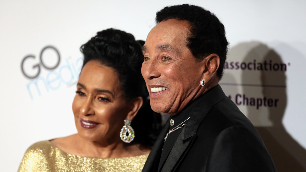 Smokey Robinson: Legendary Singer, Songwriter and Motown Executive