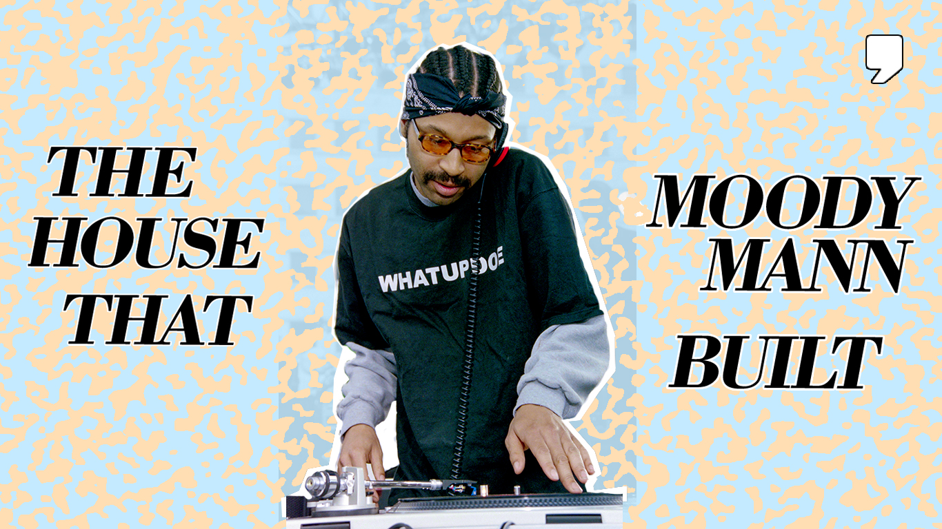 Between Takes: The House that Moodymann Built