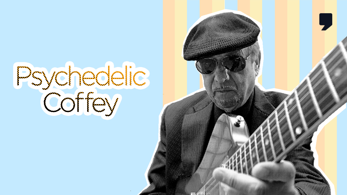 Between Takes: Dennis Coffey Brings Psychedelic Flair to Motown